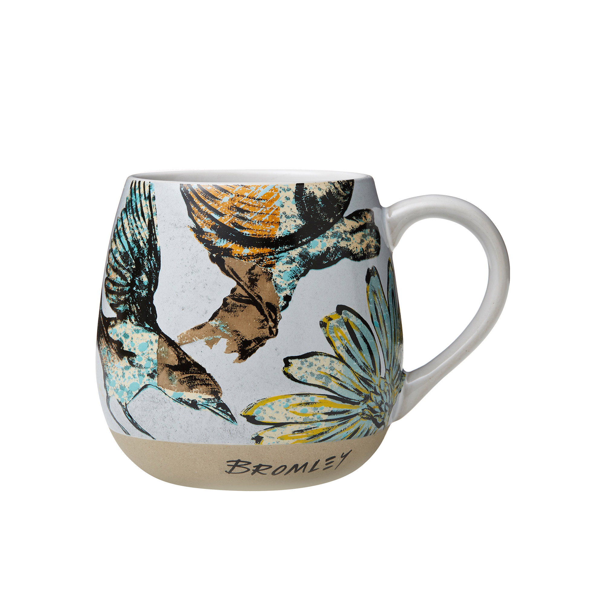 Robert Gordon Bromley X Hug Me Mug 550ml Ol Bird