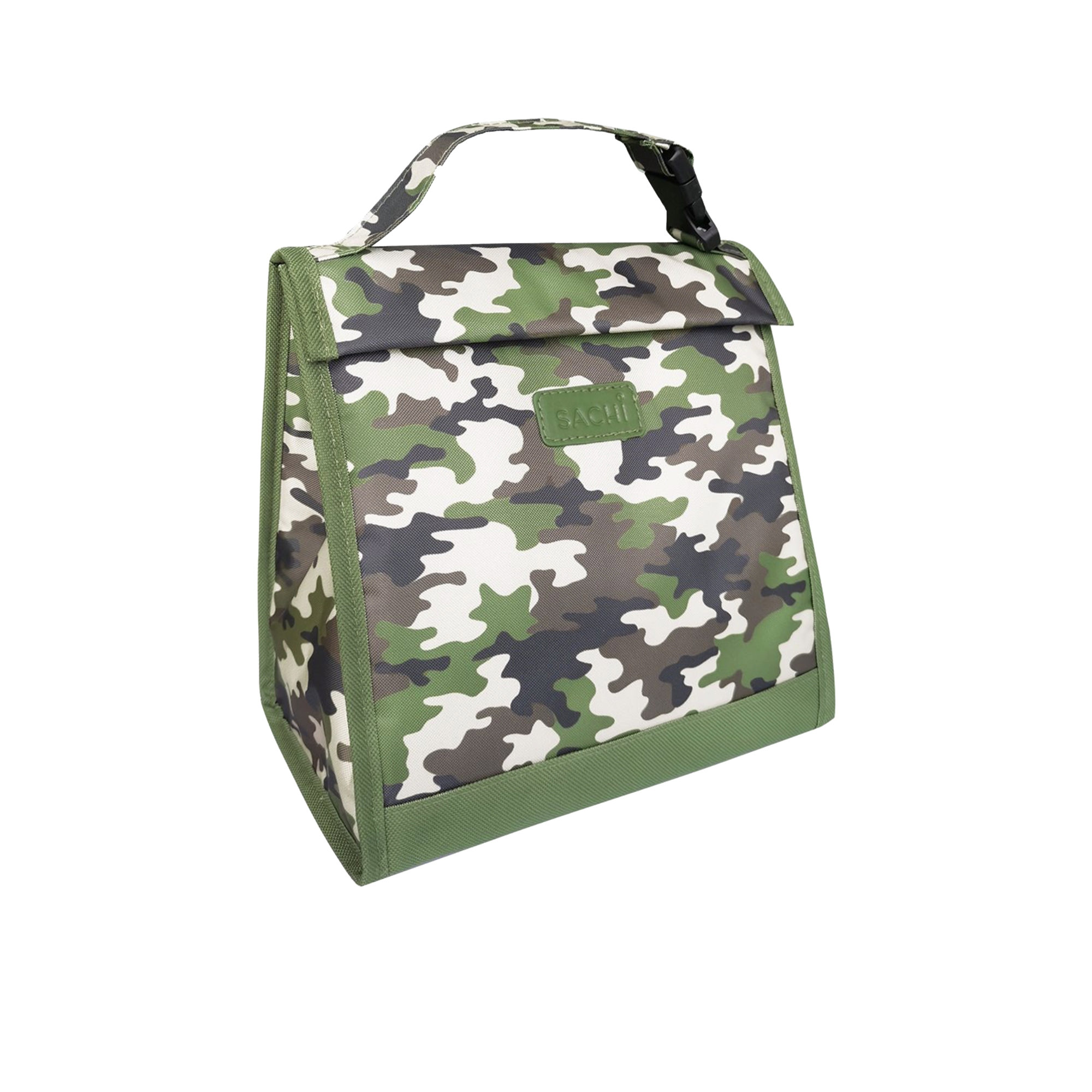 Sachi Style 226 Insulated Junior Lunch Pouch Camo Green