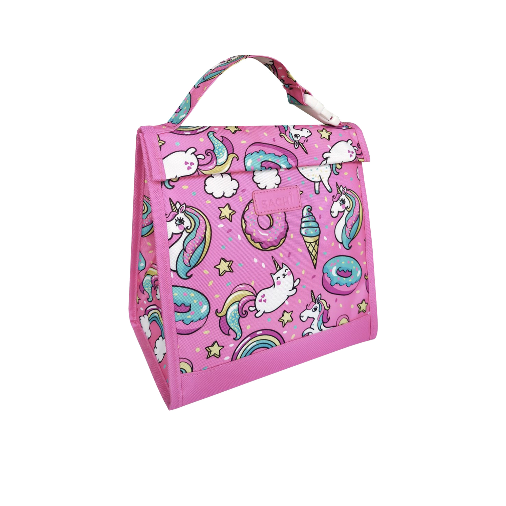 Sachi Style 226 Insulated Junior Lunch Pouch Unicorns