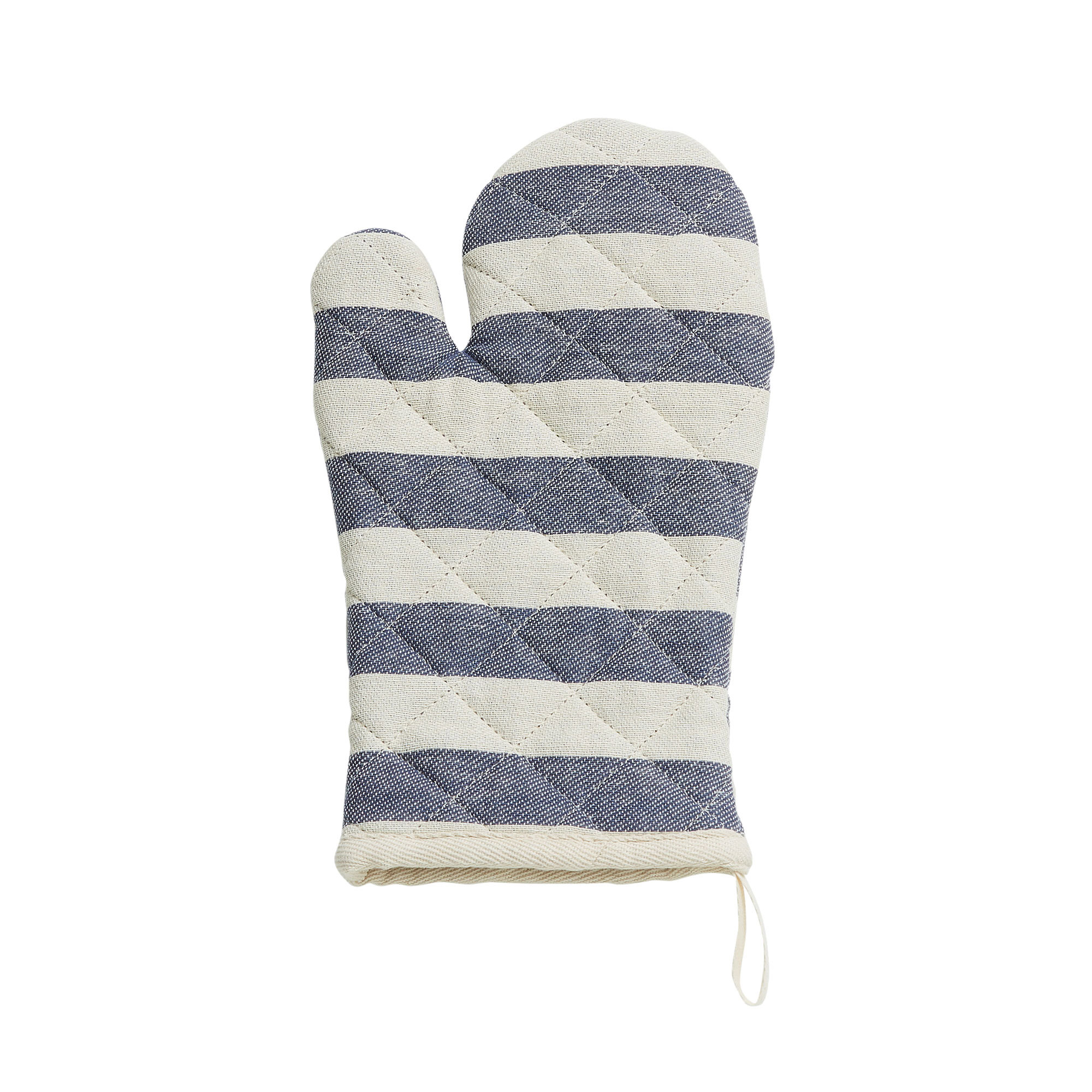 Salisbury & Co Bristol Oven Glove Blue