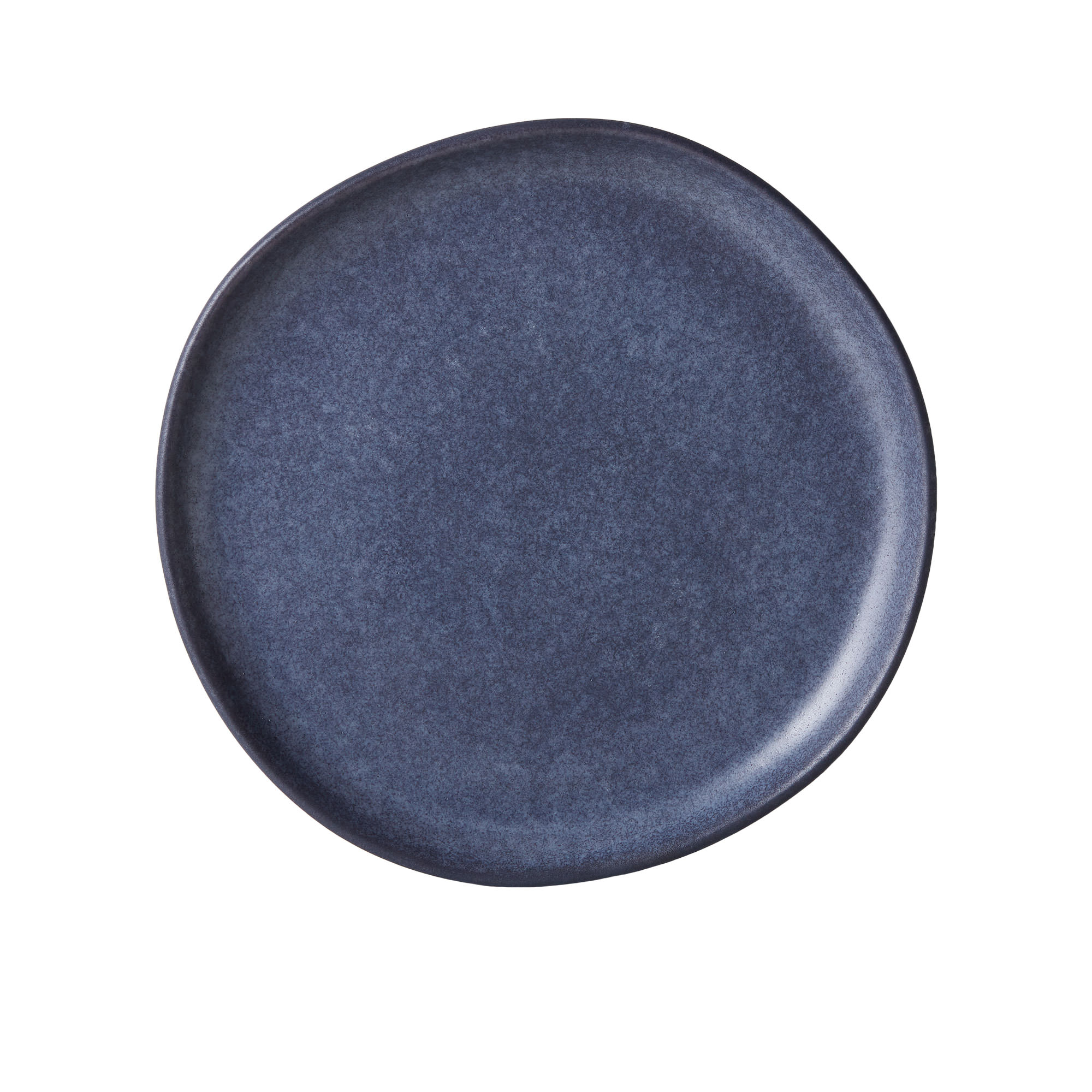 Salisbury & Co Capri Plate 20.5cm Dark Blue