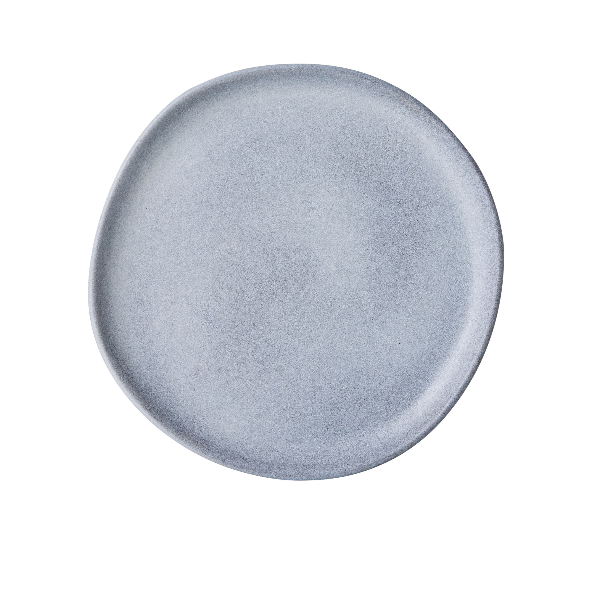Salisbury & Co Capri Salad Plate 20.5cm Light Blue