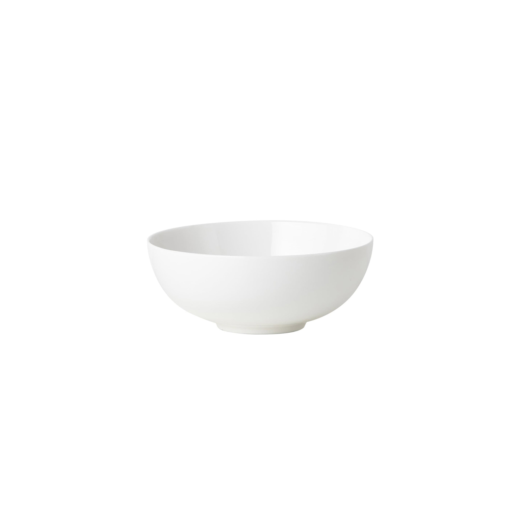 Salisbury & Co Classic Coupe Cereal Bowl 15cm White