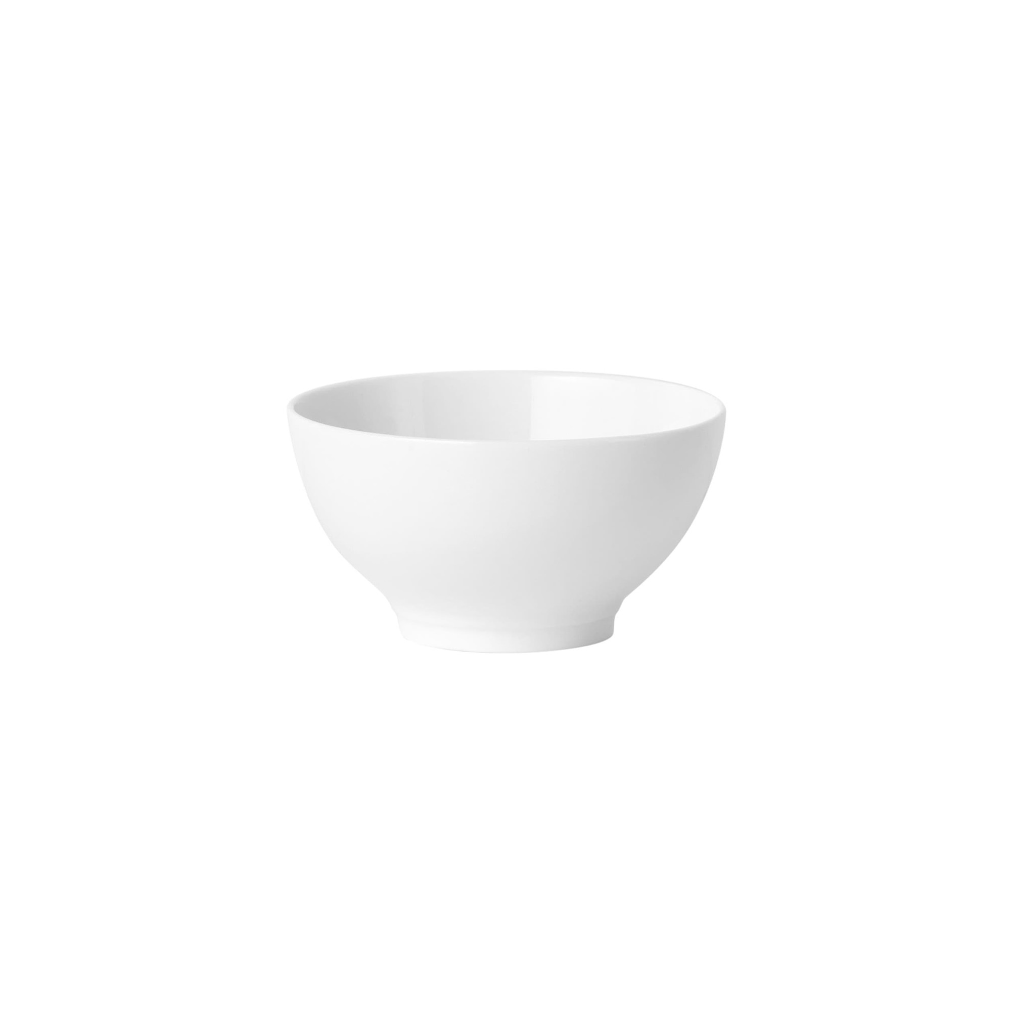 Salisbury & Co Classic Rice Bowl 13cm White