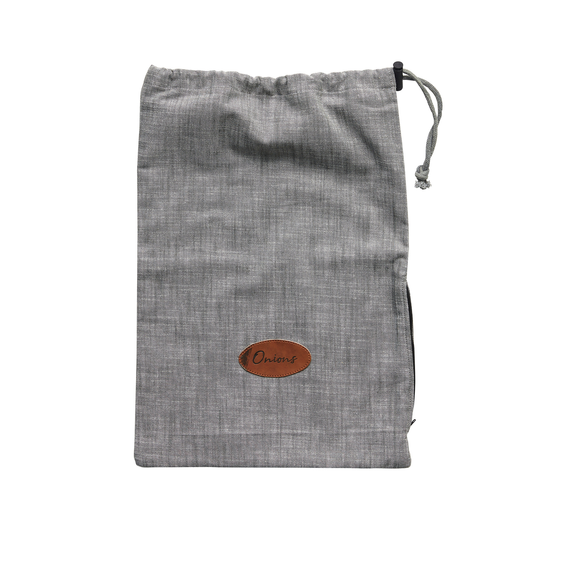 Salisbury & Co Essentials Onion Bag 30x45cm Charcoal