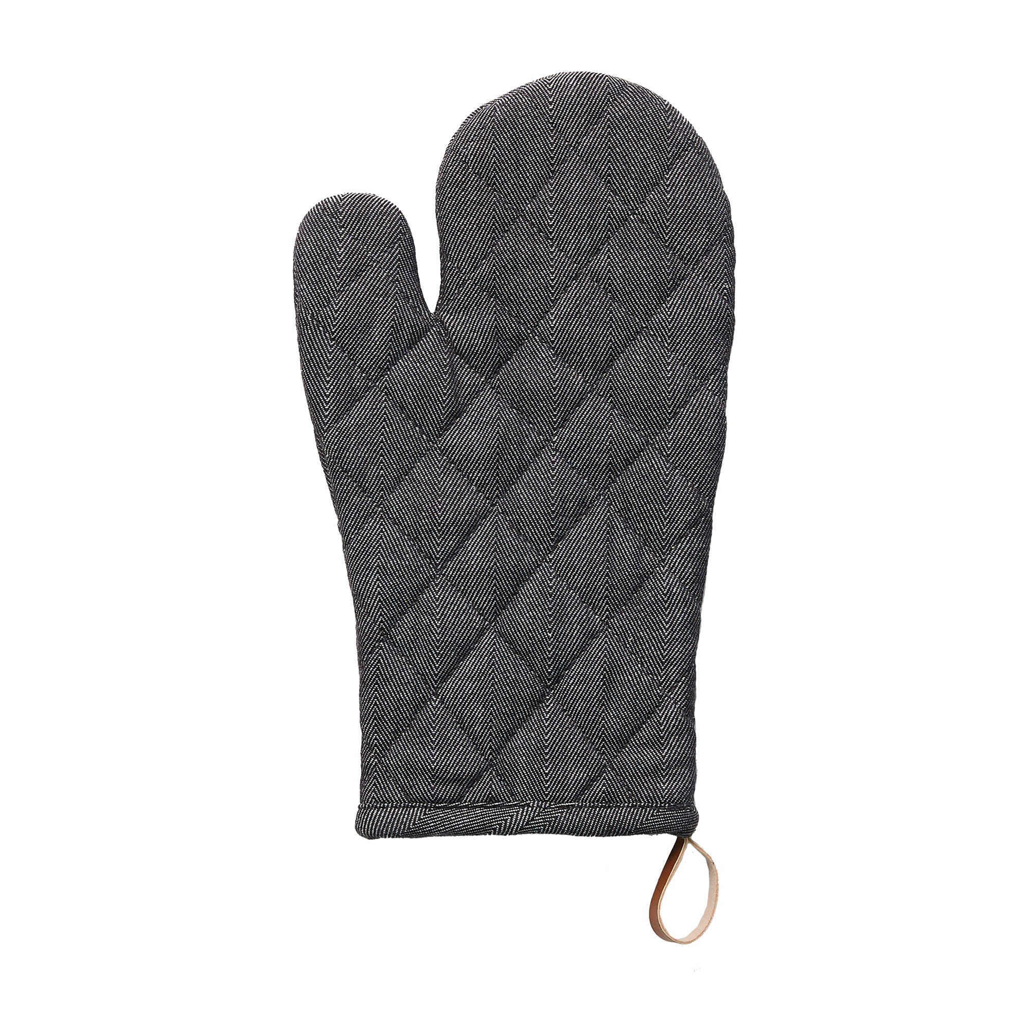 Salisbury & Co Hampstead Oven Glove Black