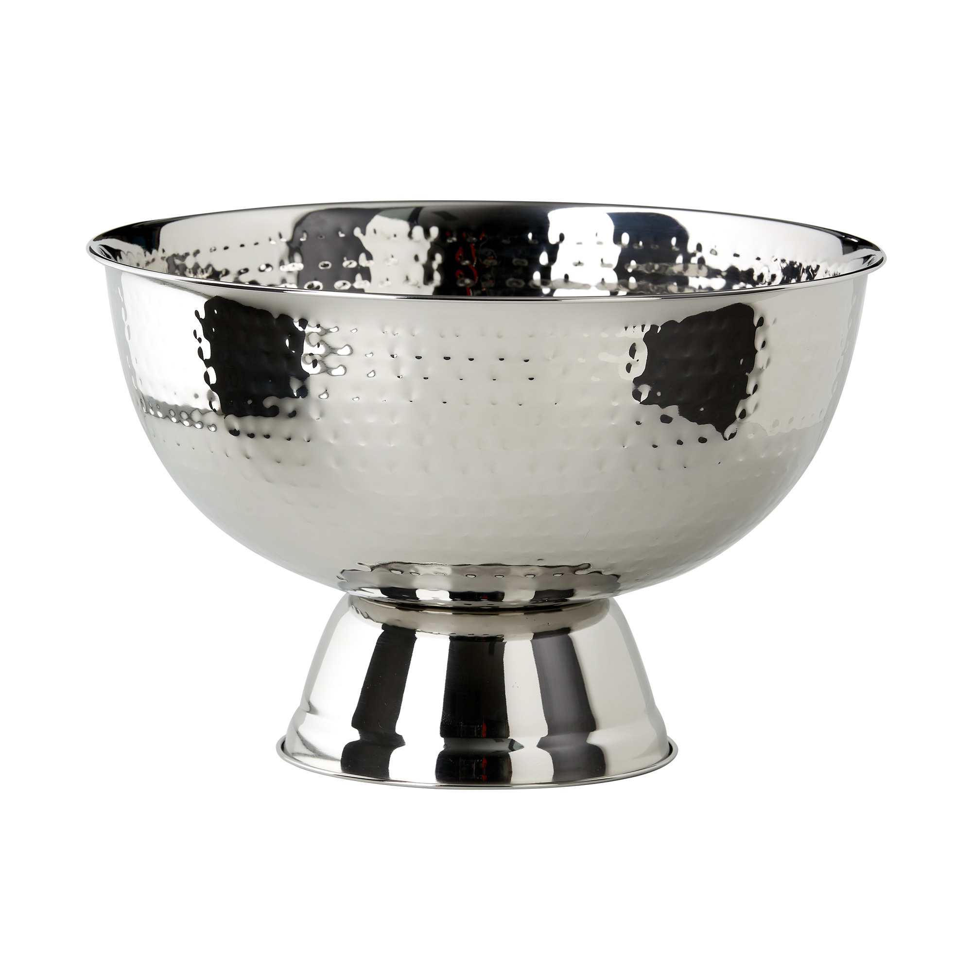 Salisbury & Co Hemingway Hammered Champagne Bowl 35x22.5cm