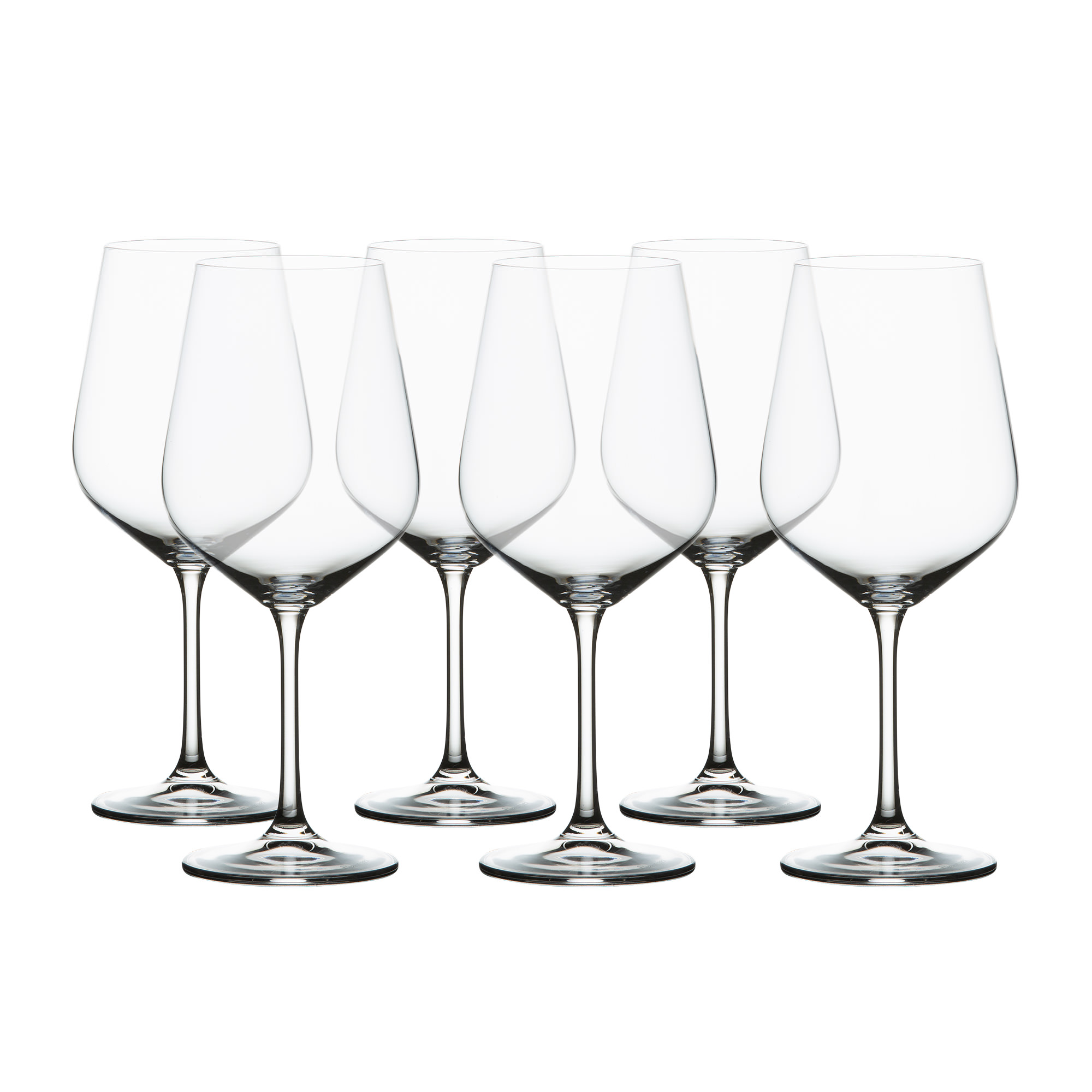Salisbury & Co Sublime Red Wine Glass Set 580ml 6pc