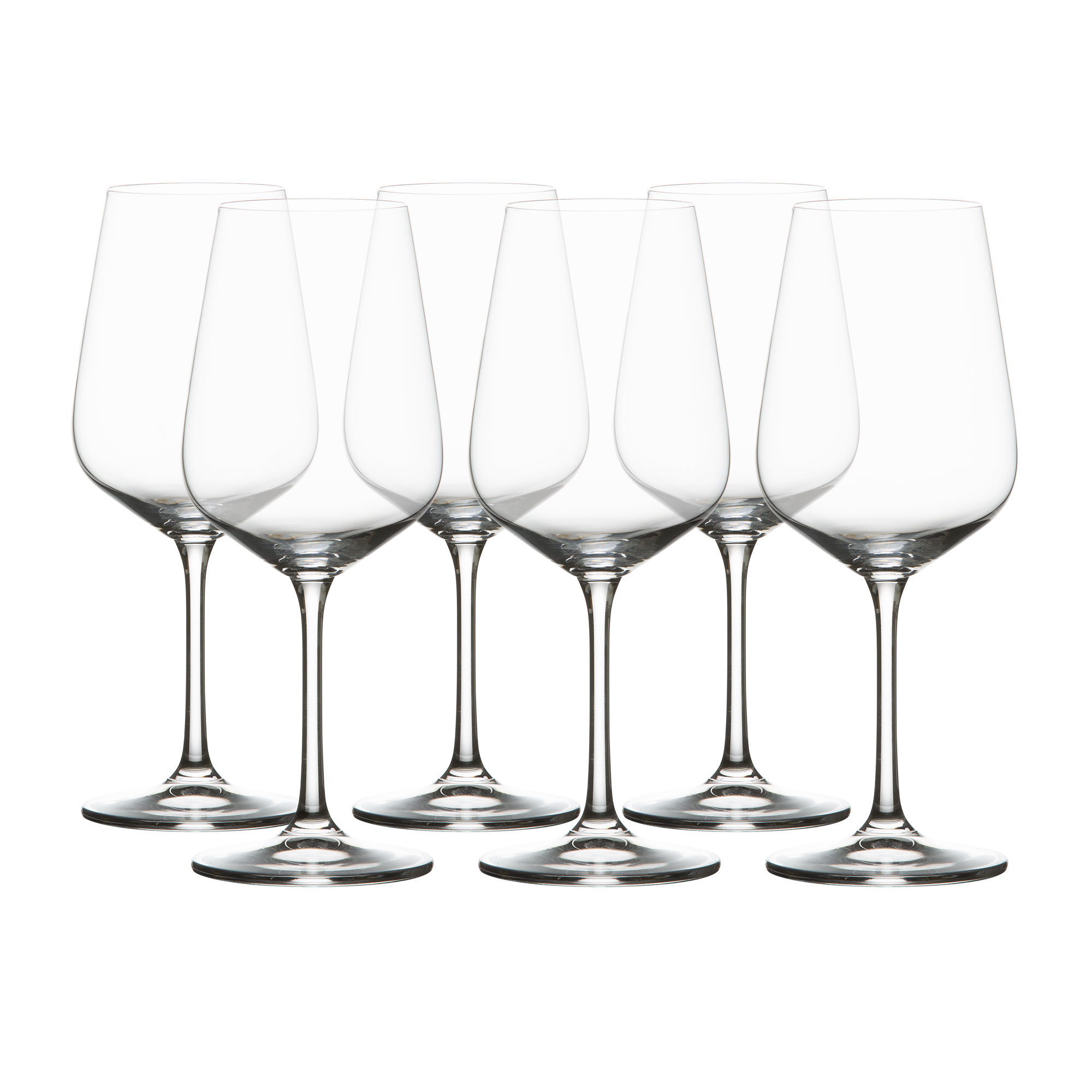 Salisbury & Co Sublime White Wine Glass Set 450ml 6pc