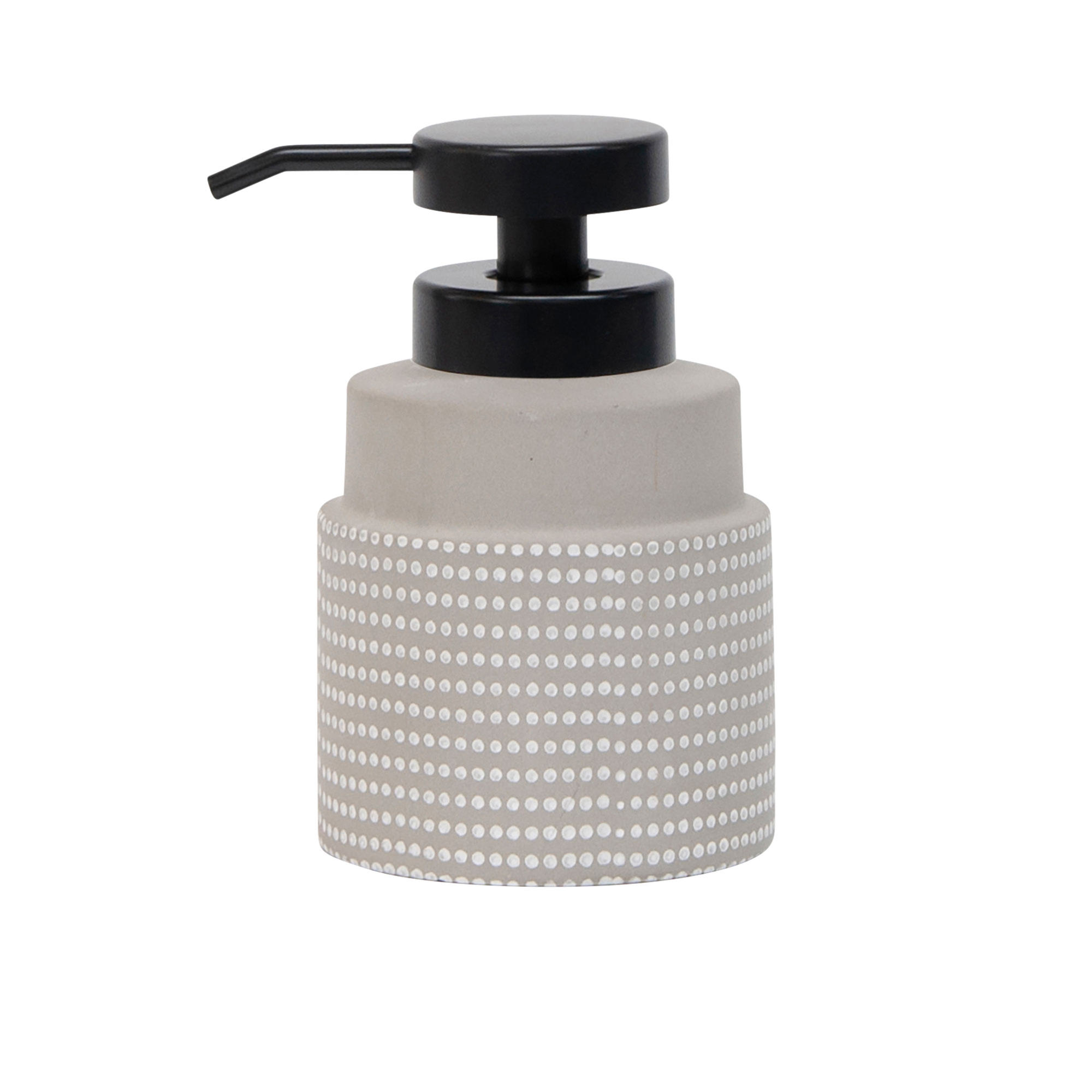 Salt & Pepper Los Angeles Soap Dispenser 420ml Grey