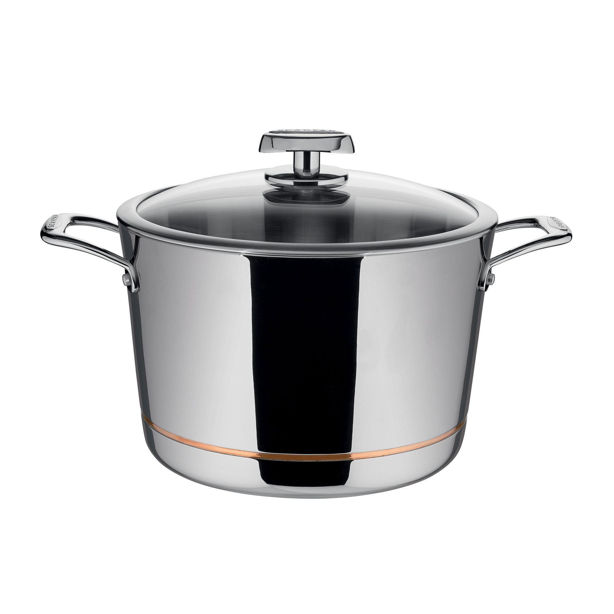 Scanpan Axis Stockpot 26cm - 7L