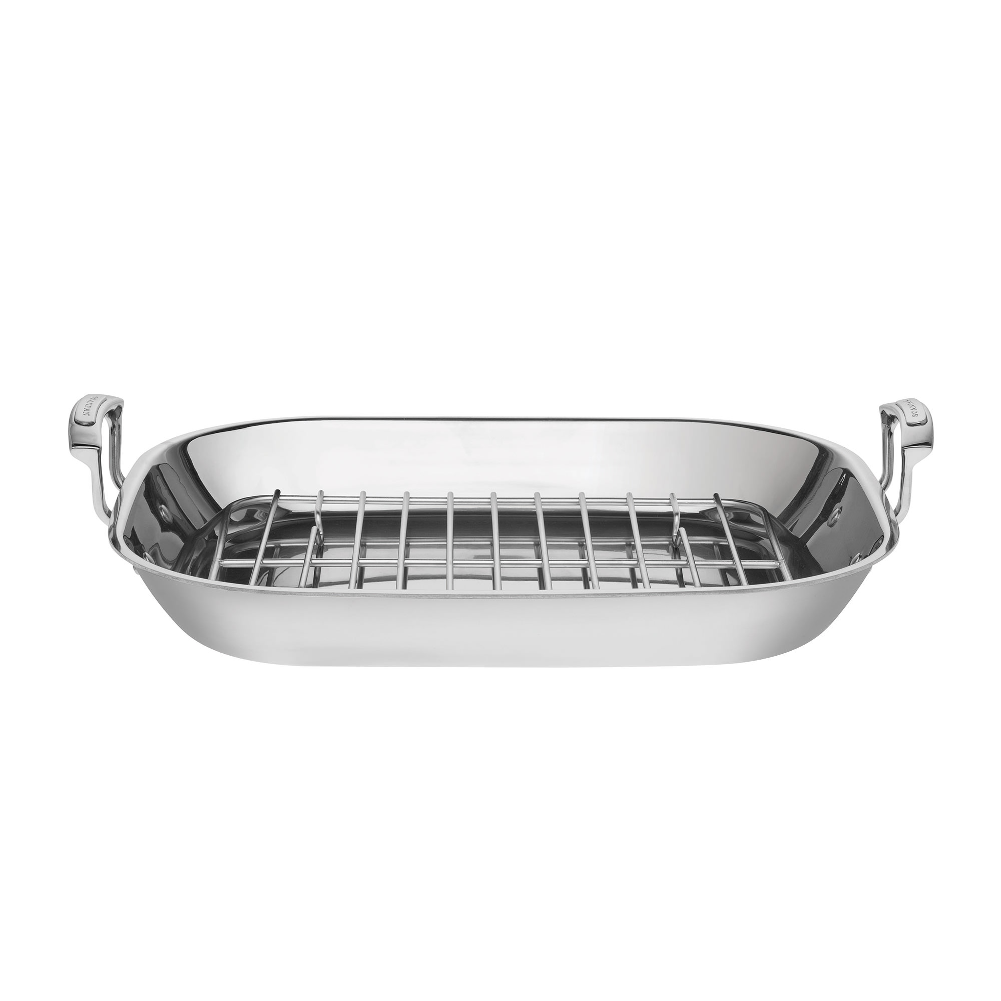 Scanpan Clad 5 Induction Conical Roasting Pan 49x36x10.5cm