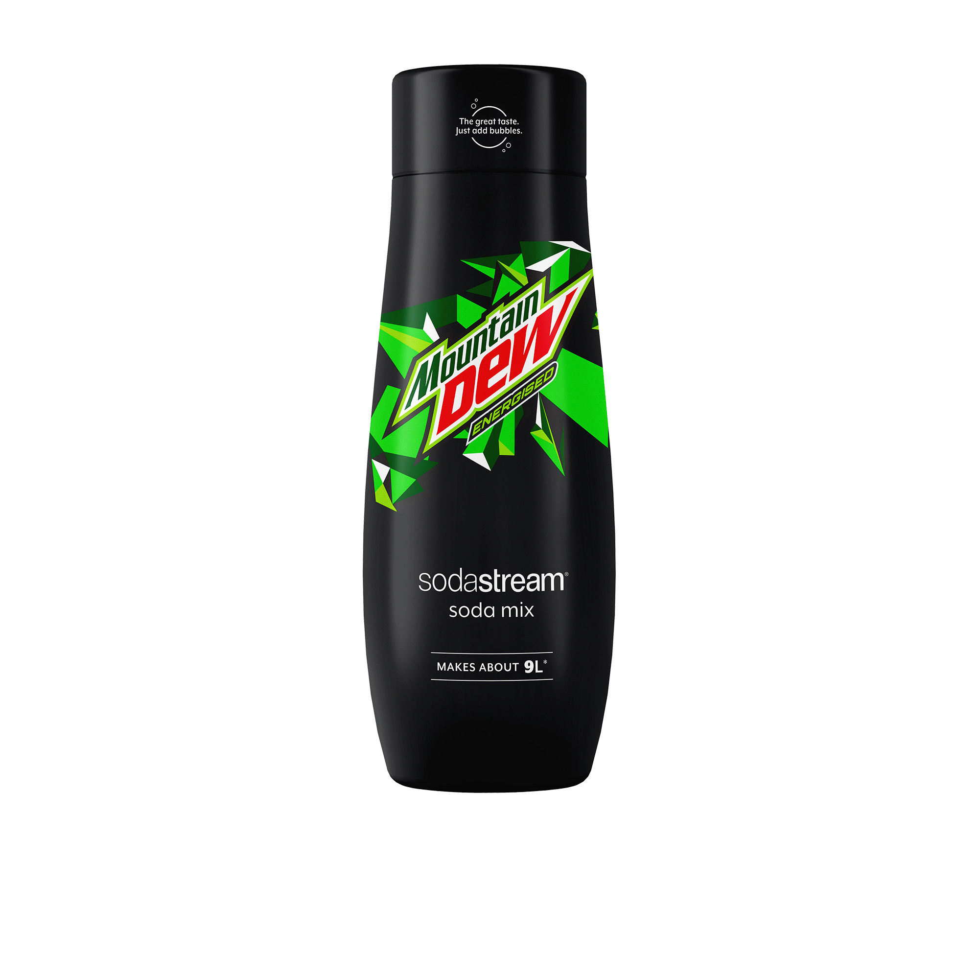 SodaStream Soda Mix Syrup Mountain Dew Flavour