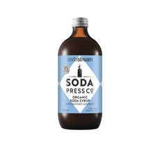 SodaStream Soda Press Co Organic Soda Syrup Old Fashioned Lemonade