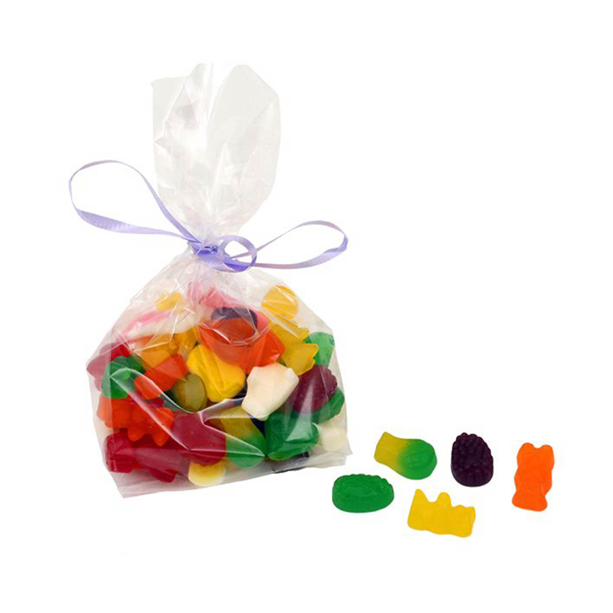 Sweet Creations Sweets Bag Clear 20pk