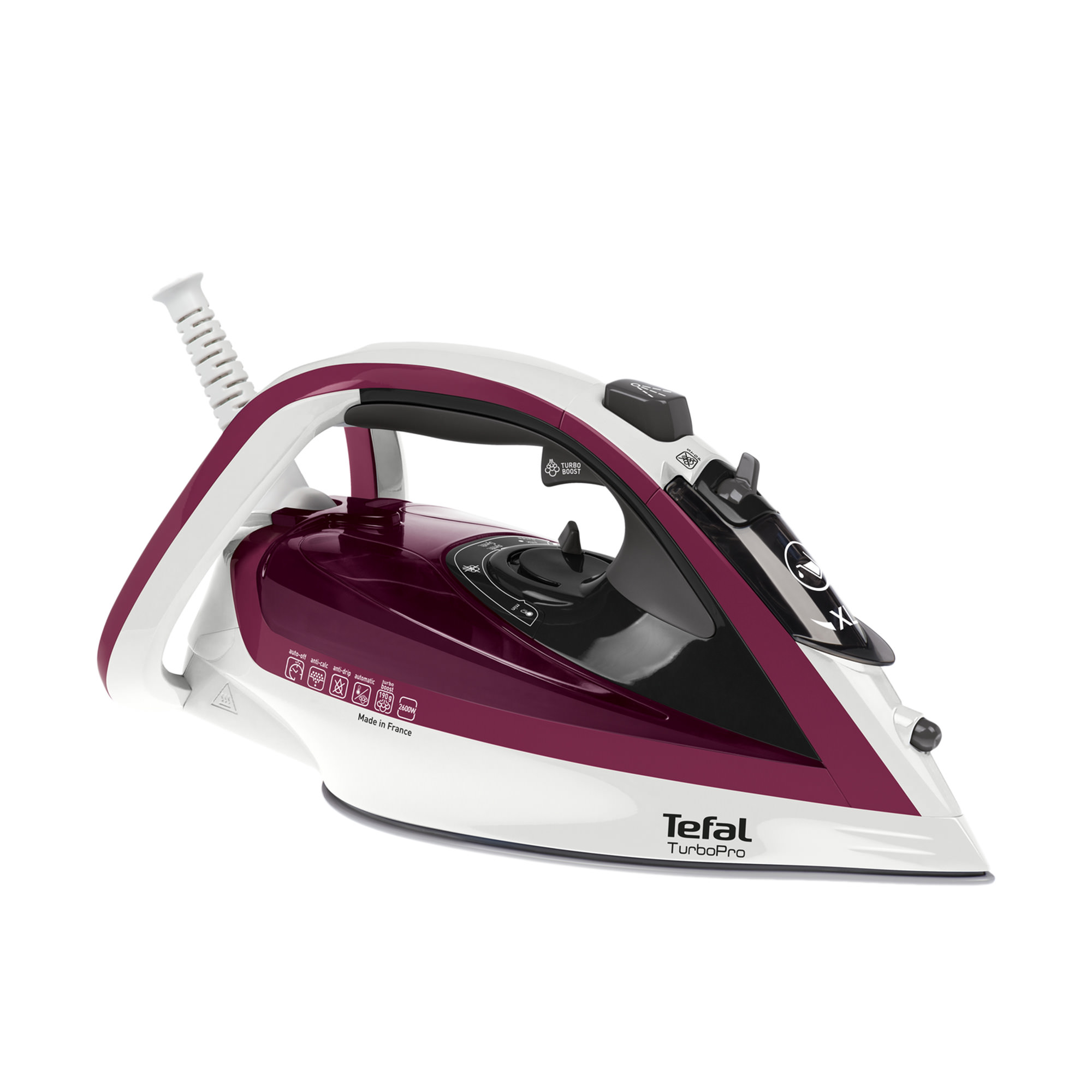 Tefal Turbopro Airglide Steam Iron