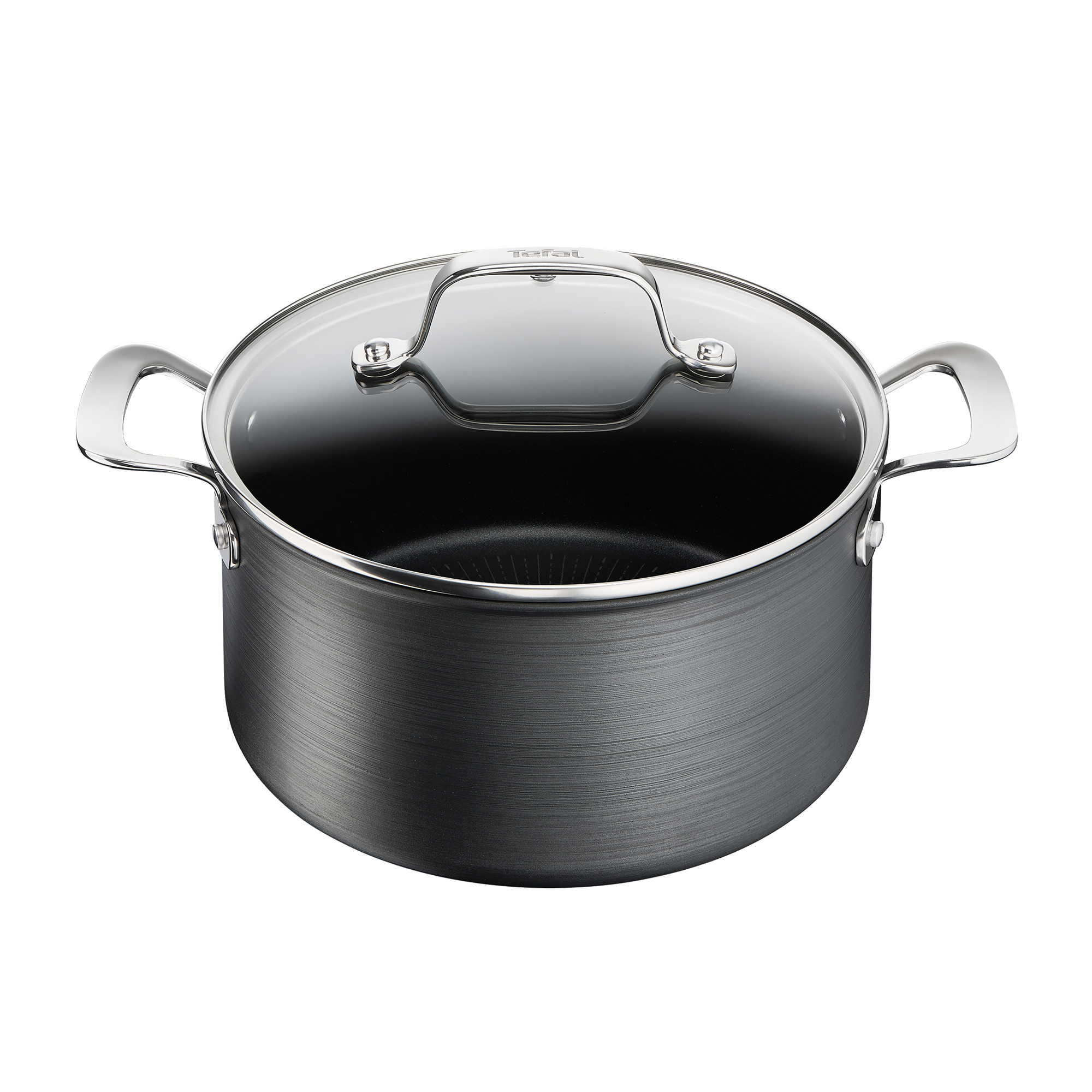 Tefal Unlimited Premium Induction Stewpot w/ Lid 24cm - 5L