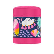 <b>Thermos</b> Funtainer Insulated Food Jar 290ml Whimsical Cloud