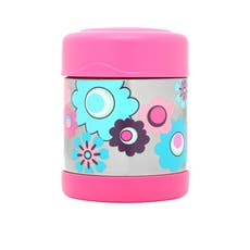 <b>Thermos</b> Funtainer Insulated Food Jar 290ml Flower
