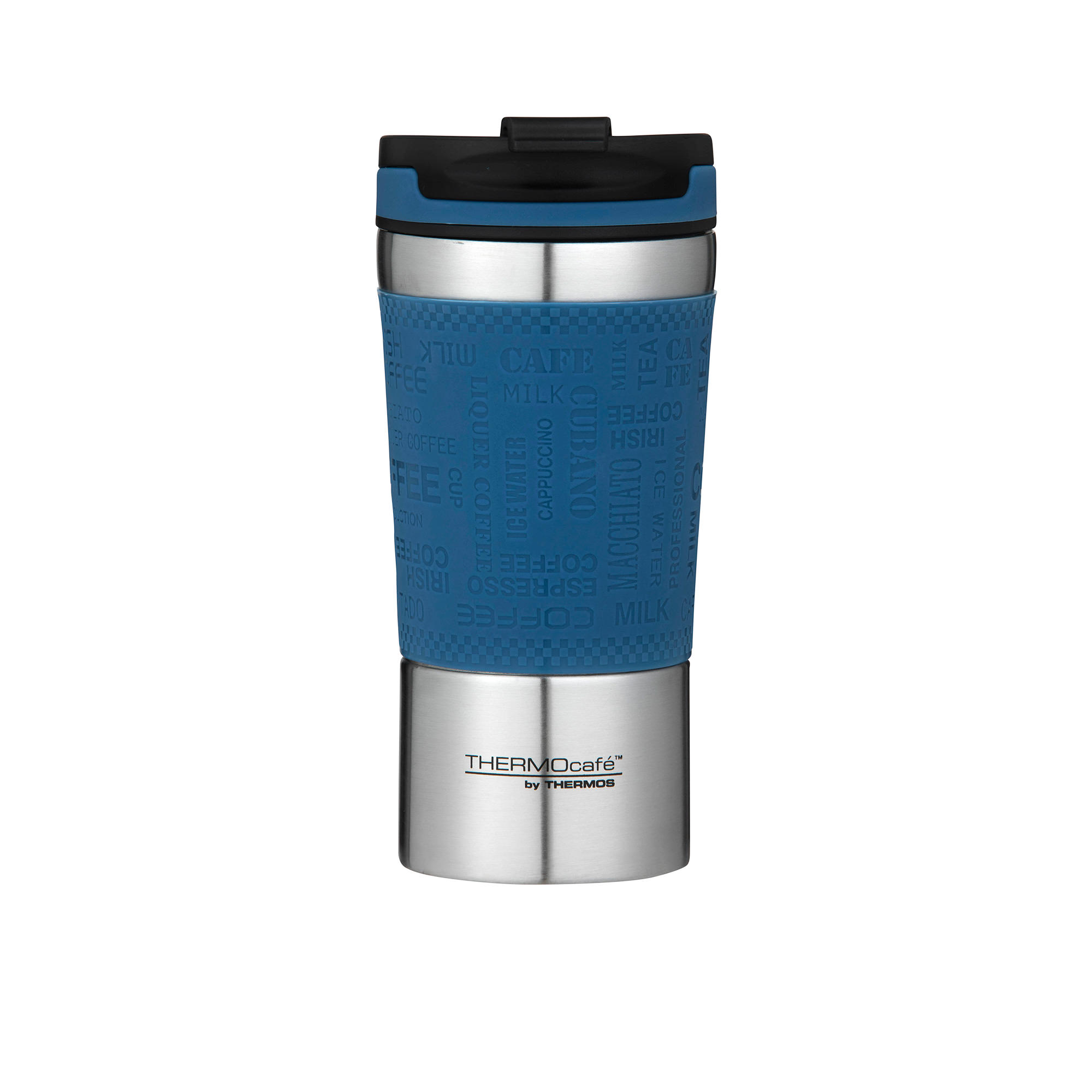 Thermos Thermocafe Vacuum Insulated Travel Cup 350ml Dark Blue