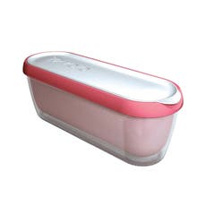 Tovolo Glide-A-Scoop Ice Cream Tub Strawberry