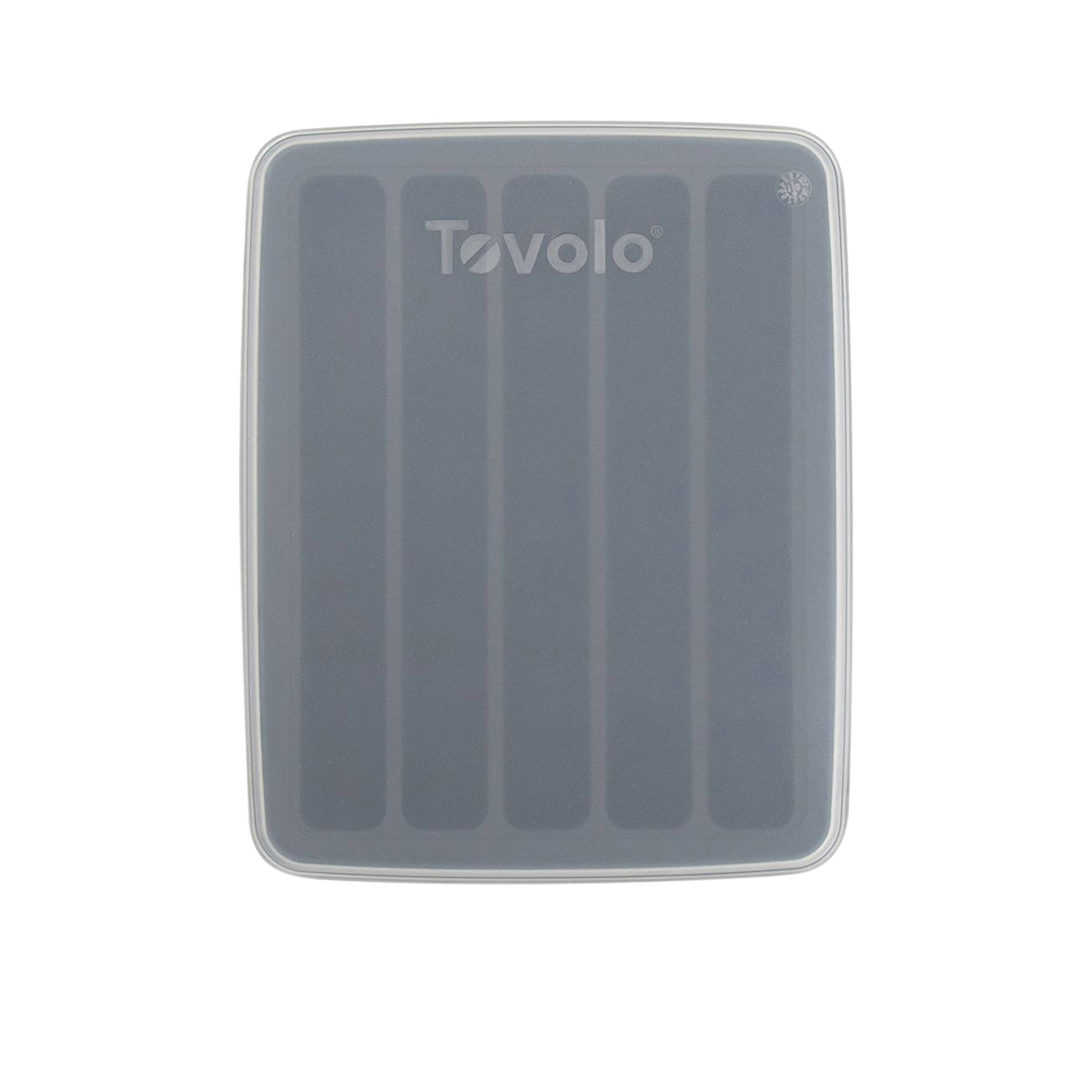 Tovolo Water Bottle Ice Tray Charcoal