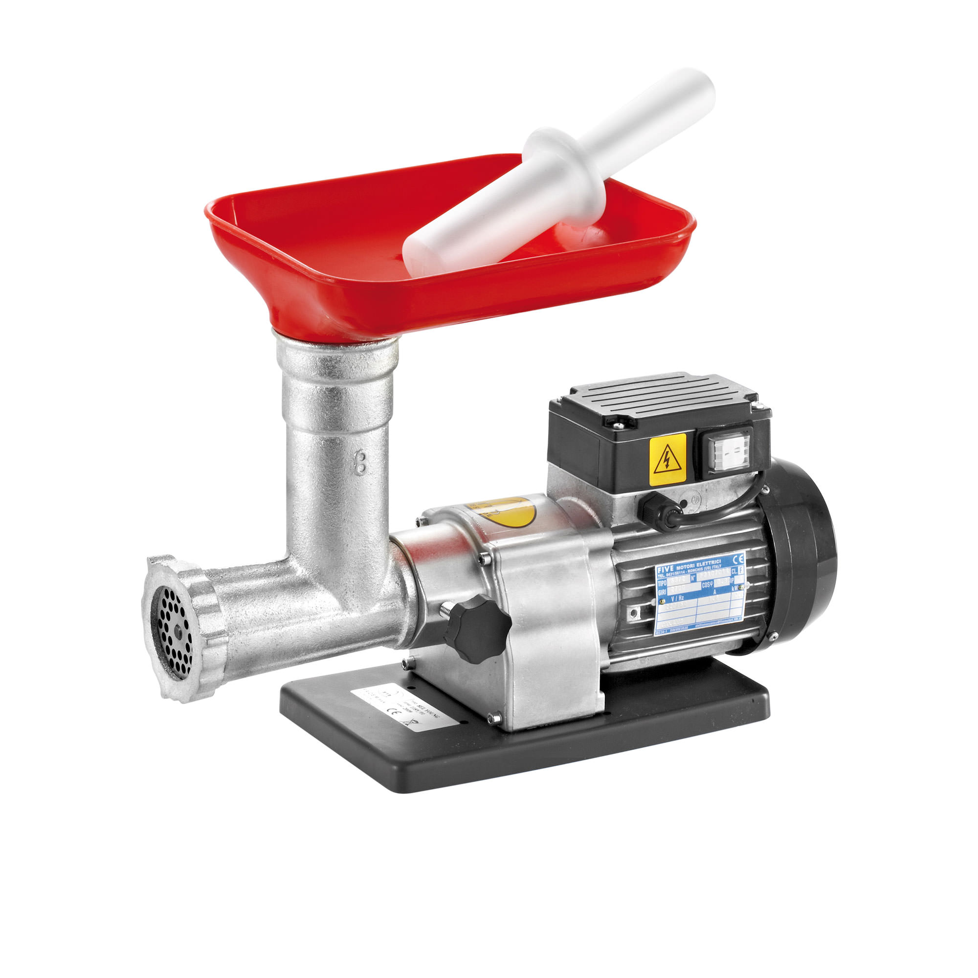 Tre Spade #8 Electric Mincer 0.4HP