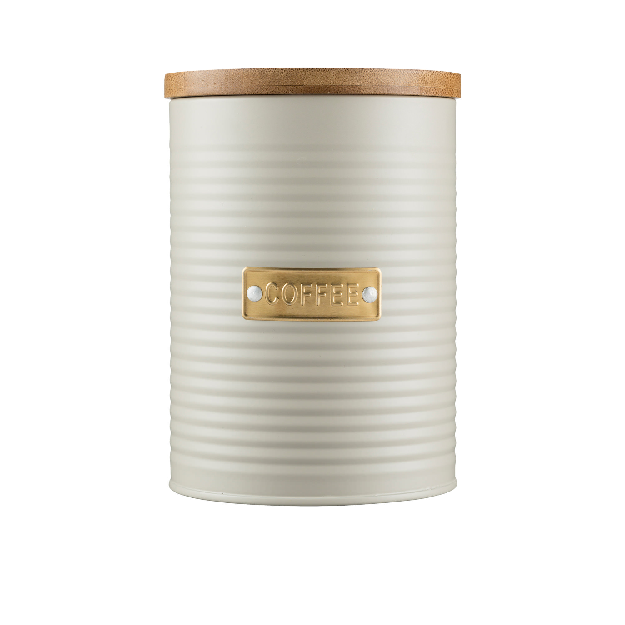 Typhoon Living Coffee Canister 1.4L Oatmeal