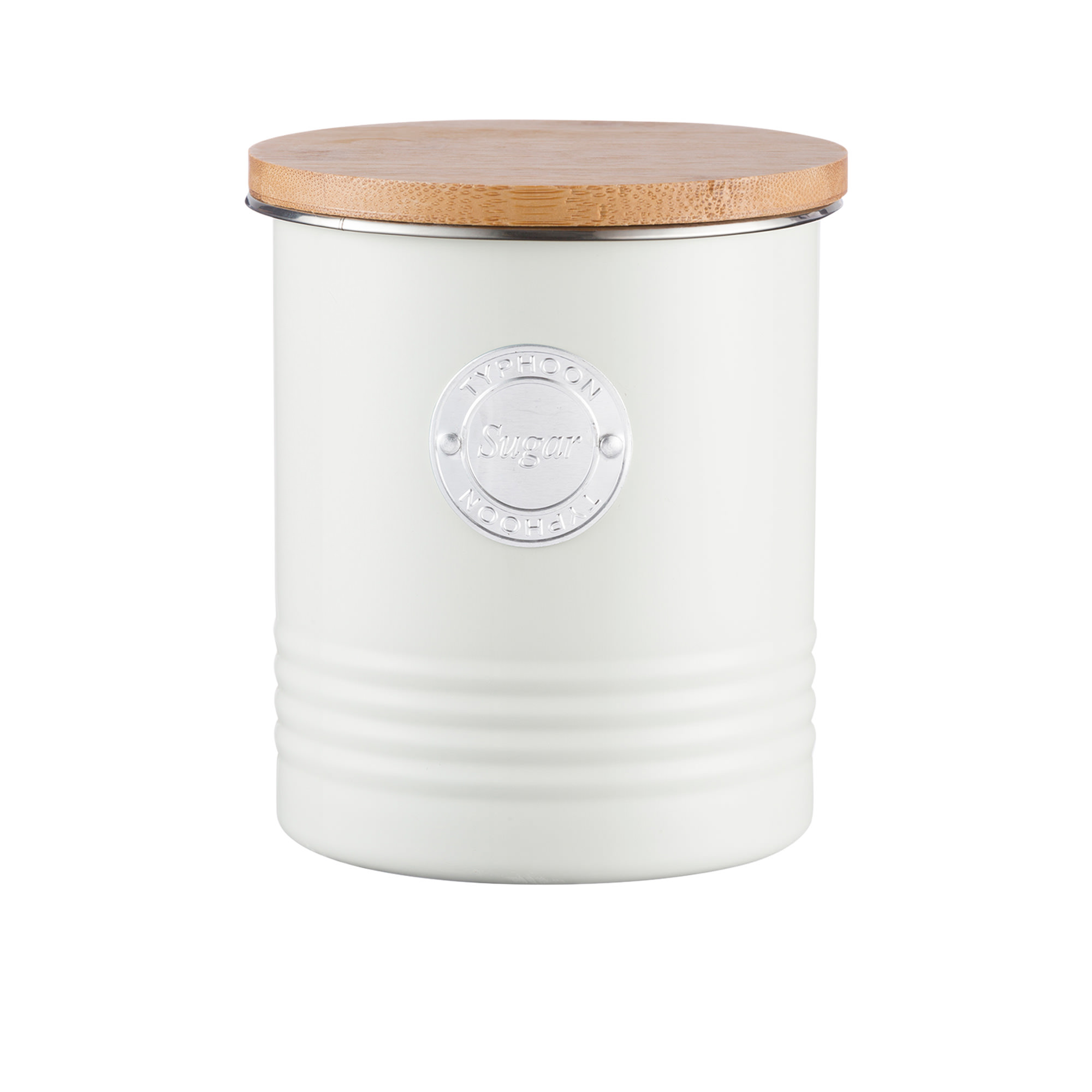 Typhoon Living Sugar Canister 1L Cream