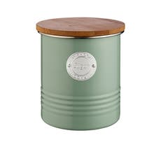 Typhoon Living Sugar Canister 1L Sage