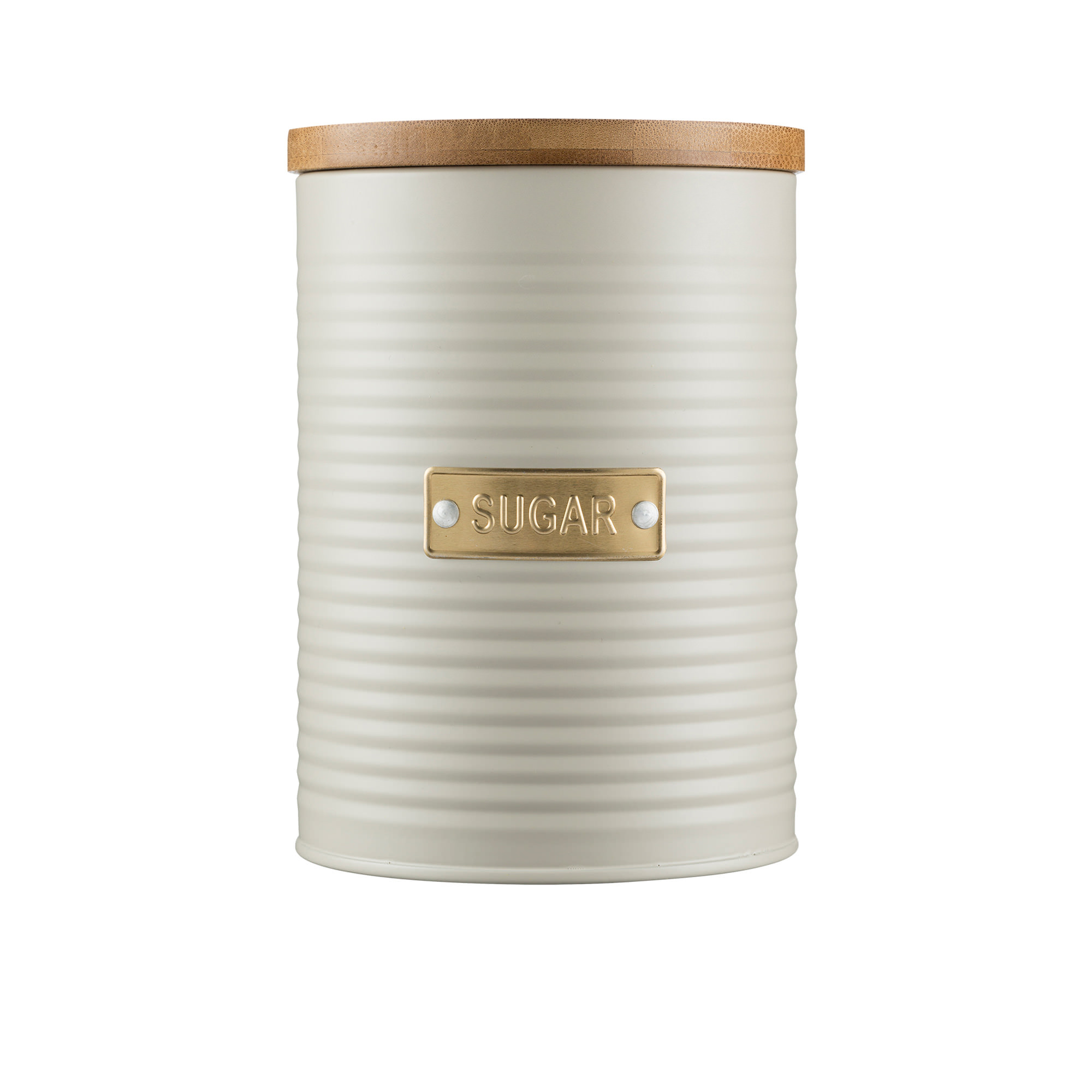Typhoon Living Sugar Canister 1.4L Oatmeal