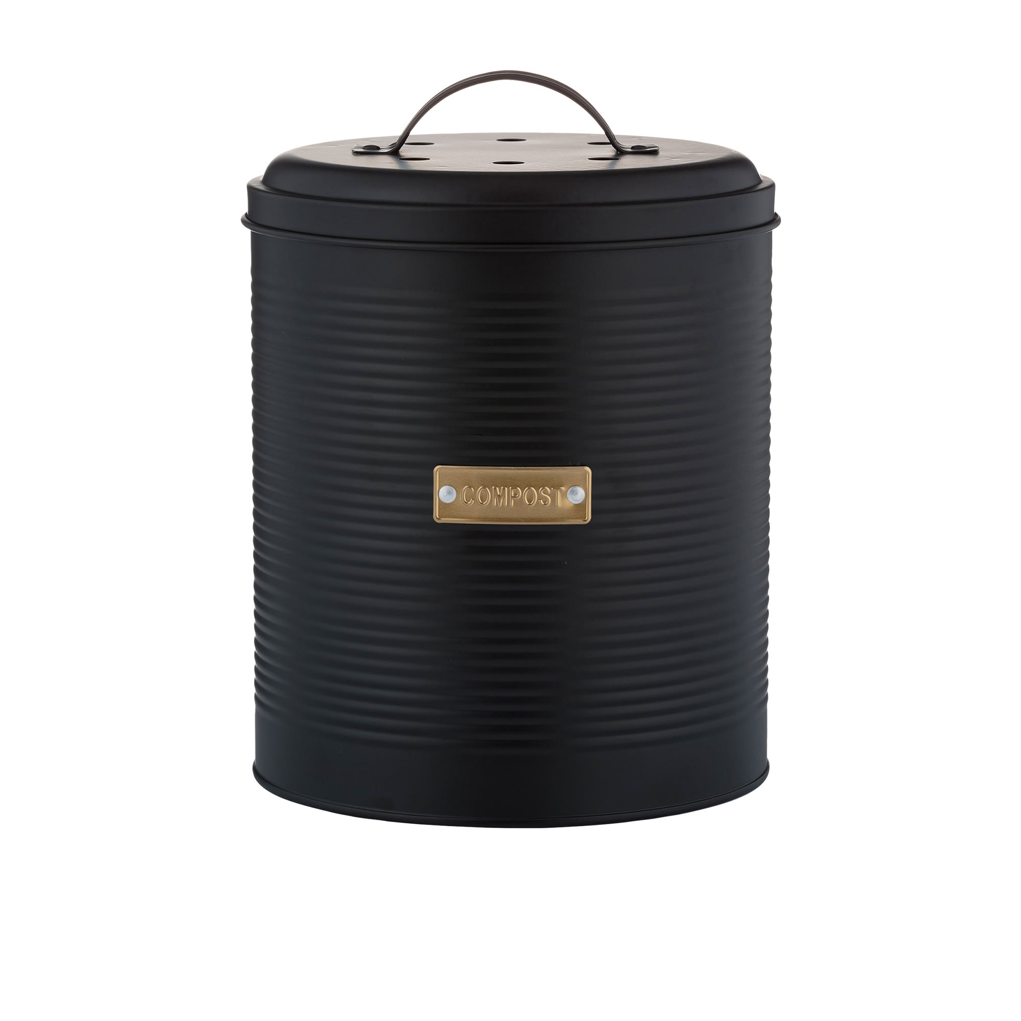 Typhoon Otto Compost Caddy 2.5L Black