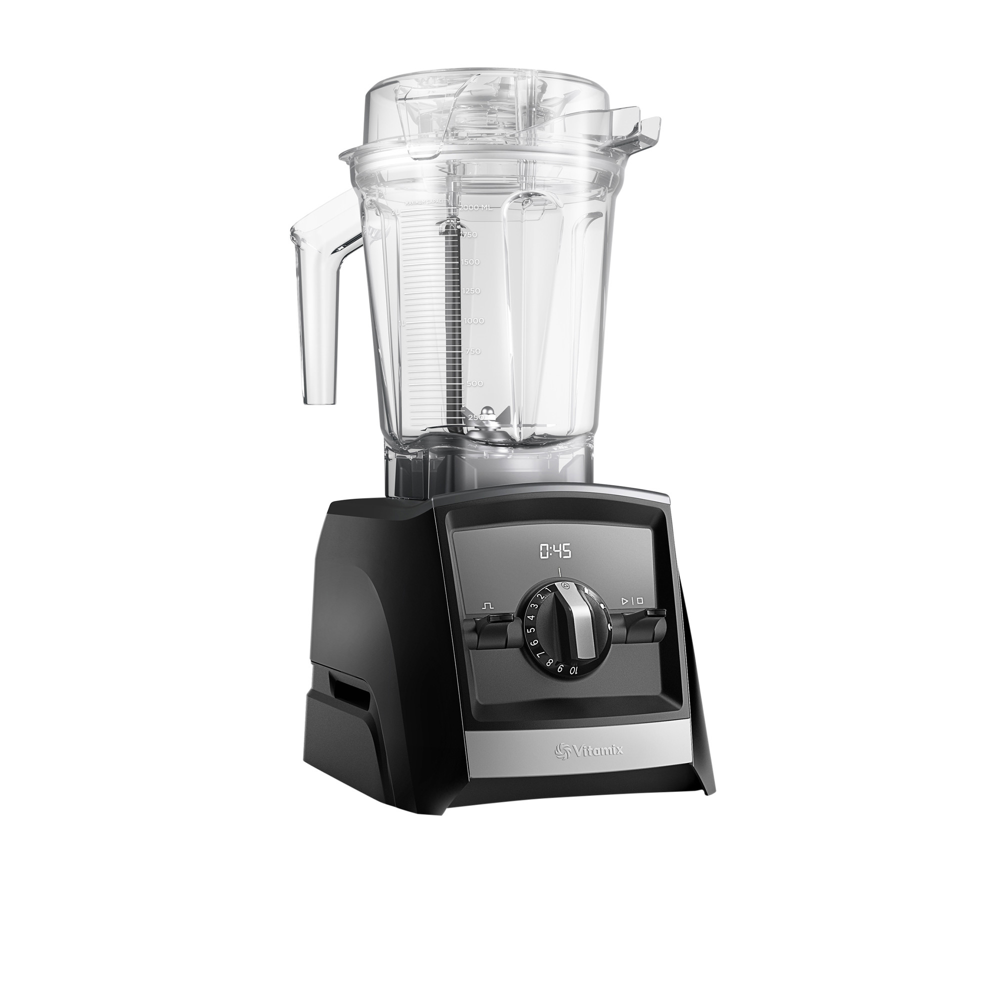 Vitamix Ascent 2500i High Performance Blender Black