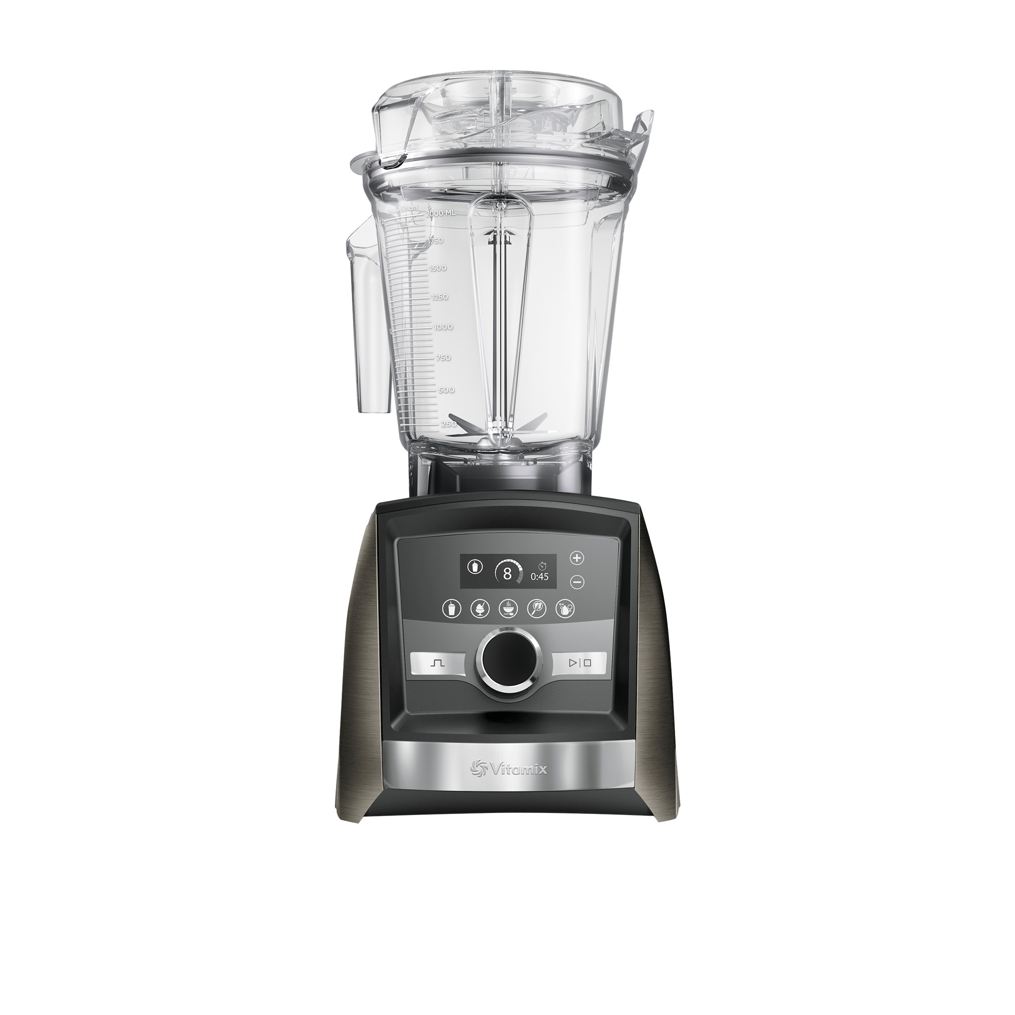 Vitamix Ascent A3500i High Performance Blender Black