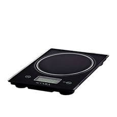 Accura Aquarius Pro Electronic Kitchen Scale 15kg Black