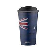 Avanti Go Cup Double Wall Insulated Cup 410ml Aussie Flag