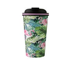 Avanti Go Cup Double Wall Insulated Cup 410ml Flamingo