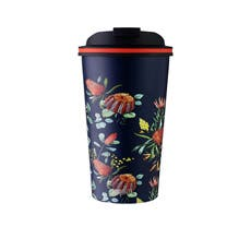 Avanti Go Cup Double Wall Insulated Cup 410ml Natives Navy
