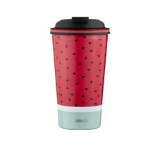Avanti Go Cup Double Wall Insulated Cup 410ml Watermelon