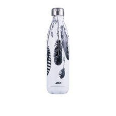 Avanti Insulated Drink Bottle 750ml Feathers