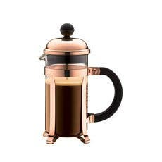 Bodum Chambord Coffee Press 3 Cup Copper