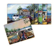 Kombi Placemats Set of 6