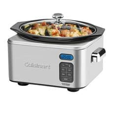 <b>Cuisinart</b> Slow Cooker Programmable 6L