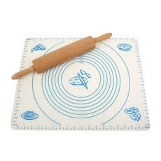 Appetito Silicone Pastry Mat 49.5 <b>x</b> 39cm