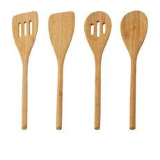 Davis & Waddell Bamboo Utensils Set of 4