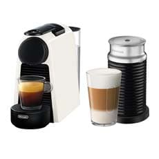 DeLonghi Essenza Mini Nespresso & Aeroccino3 <b>White</b>