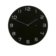 Degree Infinity Black Wall Clock