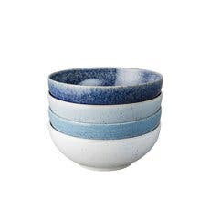 Denby Studio Blue Cereal Bowl 17cm Set of 4