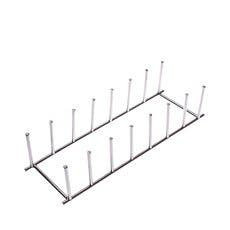 D.Line Plate Rack Chrome