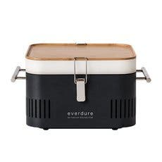 Everdure by Heston Blumenthal CUBE Charcoal Portable BBQ Graphite